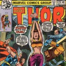 Cómics: COMIC MARVEL USA 1979 THE MIGHTY THOR Nº 279 EXCELENTE ESTADO. Lote 51922441