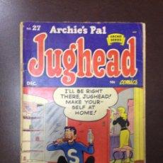 Cómics: ARCHIE PAL JUGHEAD. Nº 27.. Lote 51922734