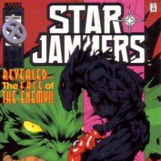Cómics: STARJAMMERS VOL.1 # 3 (MARVEL,1995) - CARLOS PACHECO - WARREN ELLIS. Lote 51937216