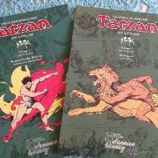 Cómics: TARZAN 2 TOMOS HAROLD FOSTER 1931 A 1935, NBM 1993. Lote 52121104