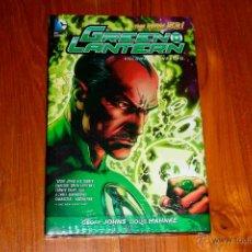 Cómics: GREEN LANTERN SINESTRO NEW 52 GEOFF JOHNS HC ¡COMPLETAMENTE NUEVO!. Lote 52149942
