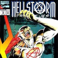 Cómics: HELLSTORM: PRINCE OF LIES # 10 (MARVEL,1994) - PETER GROSS. Lote 52290543