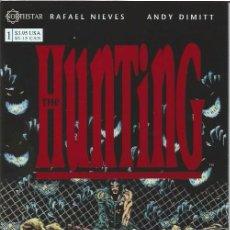Cómics: THE HUNTING # 1 (NORTHSTAR,1993) - WEREWOLF - HOMBRE LOBO. Lote 52292152