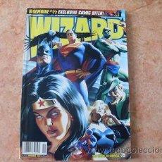 Cómics: WIZARD,GUIDE MAGAZINE TO COMICS,VOLUMEN 1 Nº 75,NOVIEMBRE DE 1997,ORIGINAL INGLES,BUEN ESTADO. Lote 52313369