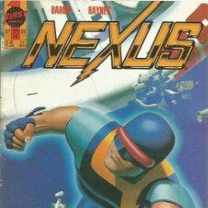 Cómics: NEXUS VOL.2 # 72 (FIRST COMICS,1990) - MIKE BARON - HUGH HAYNES. Lote 52431309