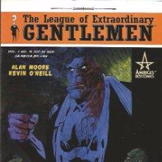 Cómics: THE LEAGUE OF EXTRAORDINARY GENTLEMEN VOL.1 # 4 (AMERICA'S BEST COMICS,1999) - ALAN MOORE - USA. Lote 52431484
