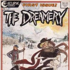 Cómics: THE DREAMERY # 1 (ECLIPSE,1986) - DONNA BARR. Lote 52431807