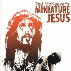 Comics : TED MCKEEVER - MINIATURE JESUS TPB (IMAGE,2013) - SHADOWLINE. Lote 52579310
