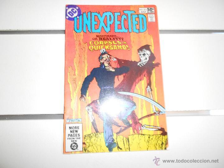 TALES FROM UNEXPECTED Nº 212. DC COMICS. ORIGINAL AMERICANO (Tebeos y Comics - Comics Lengua Extranjera - Comics USA)