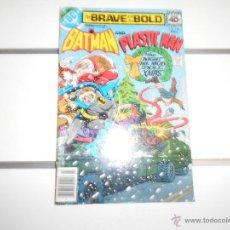 Cómics: BRAVE AND THE BOLD Nº 148 BATMAN AND PLASTIC MAN. DC COMICS. ORIGINAL AMERICANO. Lote 52598207