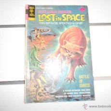 Cómics: LOST IN SPACE, FAMILY ROBINSON Nº 41. GOLD KEY. ORIGINAL AMERICANO. Lote 52598446