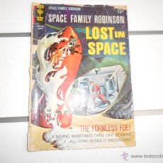 Cómics: LOST IN SPACE, FAMILY ROBINSON Nº 29. GOLD KEY. ORIGINAL AMERICANO. Lote 52598487