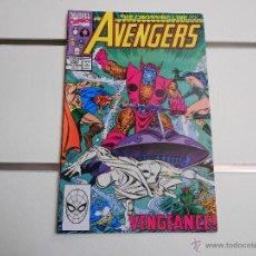 Cómics: THE AVENGERS Nº 320. MARVEL COMICS. ORIGINAL AMERICANO. Lote 52606097
