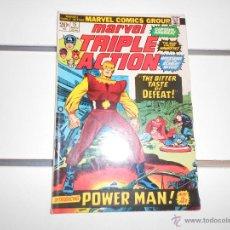 Cómics: MARVEL TRIPLE ACTION, THE AVENGERS Nº 15. MARVEL COMICS. ORIGINAL AMERICANO. Lote 52606146