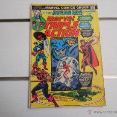Cómics: MARVEL TRIPLE ACTION, THE AVENGERS Nº 20. MARVEL COMICS. ORIGINAL AMERICANO. Lote 52606174