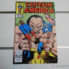 Cómics: CAPTAIN AMERICA Nº 338. MARVEL COMICS. ORIGINAL AMERICANO. Lote 52606350