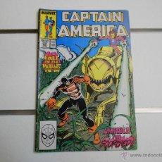 Cómics: CAPTAIN AMERICA Nº 339. MARVEL COMICS. ORIGINAL AMERICANO. Lote 52606364