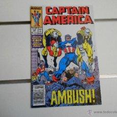 Cómics: CAPTAIN AMERICA Nº 346. MARVEL COMICS. ORIGINAL AMERICANO. Lote 52606373