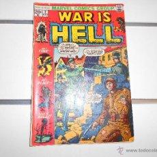 Cómics: WAR IS HELL Nº 2. MARVEL COMICS. ORIGINAL AMERICANO. Lote 52606393