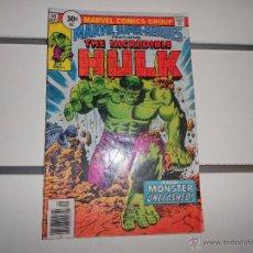 Cómics: MARVEL SUPER HEROES, THE INCREDIBLE HULK Nº 59. MARVEL COMICS. ORIGINAL AMERICANO. Lote 52606408
