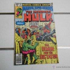 Cómics: MARVEL SUPER HEROES, THE INCREDIBLE HULK Nº 85. MARVEL COMICS. ORIGINAL AMERICANO. Lote 52606423