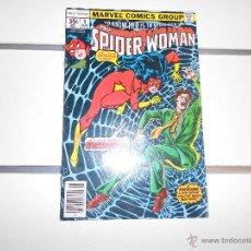 Cómics: THE SPIDER WOMAN Nº 5. MARVEL COMICS. ORIGINAL AMERICANO. Lote 52606465