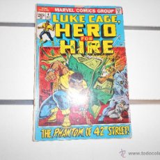 Cómics: LUKE CAGE, HERO FOR HIRE Nº 4. MARVEL COMICS. ORIGINAL AMERICANO. Lote 52606539