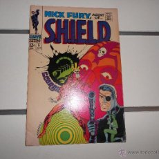 Cómics: NICK FURY, AGENT OF S.H.I.E.L.D. Nº 5. MARVEL COMICS. ORIGINAL AMERICANO. Lote 52606625