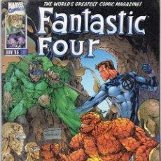 Cómics: COMIC MARVEL USA 1996 FANTASTIC FOUR VOL2 Nº 1 USADO. Lote 52791364