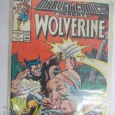 Cómics: WOLVERINE Nº 4 1.988 COMIC USA. Lote 52935722