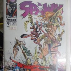 Comics : SPAWN Nº 9 COMICS USA. Lote 52975545