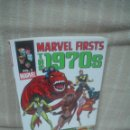 Cómics: MARVEL FIRSTS THE 1970´S VOLUME 3. Lote 53079455