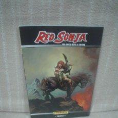 Cómics: RED SONJA: TRAVELS. Lote 53080839