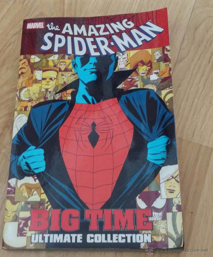 MARVEL - THE AMAZING SPIDERMAN - BIG TIME ULTIMATE COLLECTION. INGLES (Tebeos y Comics - Comics Lengua Extranjera - Comics USA)