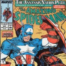 Cómics: COMIC MARVEL USA 1989 AMAZING SPIDERMAN Nº 323 EXCELENTE ESTADO. Lote 53195750