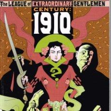 Cómics: THE LEAGUE OF EXTRAORDINARY GENTLEMEN.CENTURY 1910,EN INGLÉS.ALAN MOORE/KEVIN O´NEILL. Lote 53392191