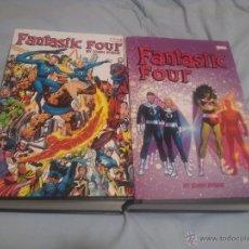 Cómics: FANTASTIC FOUR BY JOHN BYRNE OMNIBUS VOL 1 Y 2 HC - MARVEL - 250$ - EN INGLÉS EDICIÓN DE LUJO. Lote 94870866