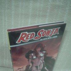 Cómics: RED SONJA: VOLUME VIII:BLOOD DINASTY (HARDCOVER). Lote 53636410