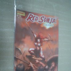 Cómics: RED SONJA: SONJA GOES EAST - ONE SHOT (COVER A). Lote 53637727