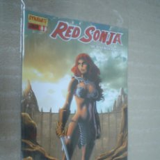 Cómics: RED SONJA: ANNUAL 1. Lote 53637944