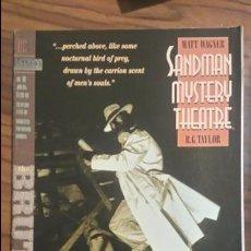 Cómics: SANDMAN MYSTERY THEATRE. 10. EN INGLÉS. EDICIÓN NORTEAMERICANA. BUEN ESTADO. Lote 53909547