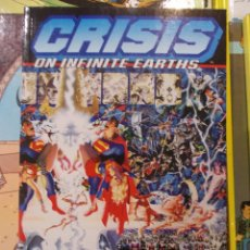 Cómics: COLECCION COMPLETA-CRISIS ON INFINITE EARTHS-TOMO-MARV WOLFMAN & GEORGE PEREZ-DC COMICS. Lote 54032323