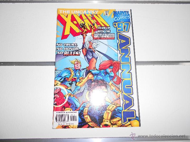 THE UNCANNY X-MEN, ANNUAL 97 (Tebeos y Comics - Comics Lengua Extranjera - Comics USA)