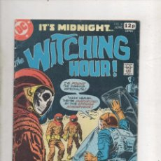 Cómics: THE WITCHING HOUR Nº81.1978.DC COMIC USA.DA. Lote 54207046