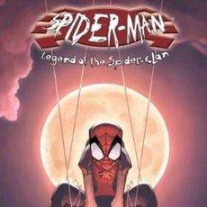 Cómics: US MARVEL; SPIDER-MAN: LEGEND OF THE SPIDER-CLAN (MARVEL MANGAVERSE 2003 TPB). Lote 54663268