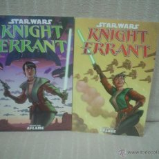 Cómics: STAR WARS: KNIGHT ERRANT VOL.1-2 (EN INGLÉS). Lote 54760848
