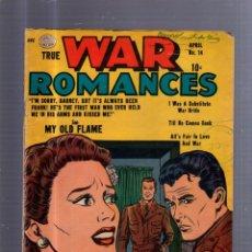 Cómics: TEBEO WAR ROMANCES. ABIL. Nº 14.. Lote 54800461