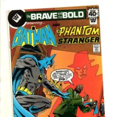 Cómics: BRAVE AND BOLD 145 BATMAN & PHANTOM STRANGER - DC 1978 - VFN (8.0) WHITMAN VARIANT. Lote 54917484