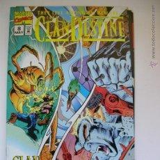 Fumetti: CLANDESTINE #8. ALAN DAVIS. MARVEL COMICS. ORIGINAL EN INGLÉS. NUEVO.. Lote 54937578