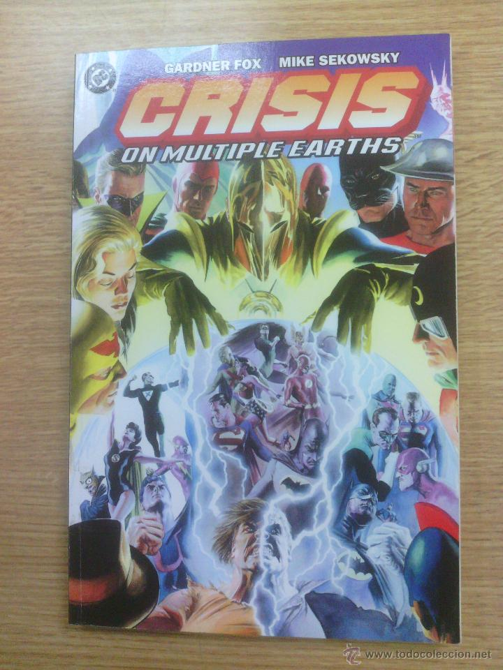 CRISIS ON MULTIPLE EARTHS TPB #1 (Tebeos y Comics - Comics Lengua Extranjera - Comics USA)